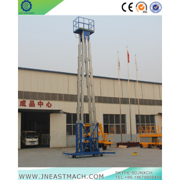 16m Three Masts Aluminum Alloy Lift Platform Elevator