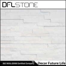 ODM for Splitface Stone cheap white natural stone cladding for exterior wall export to Indonesia Manufacturers