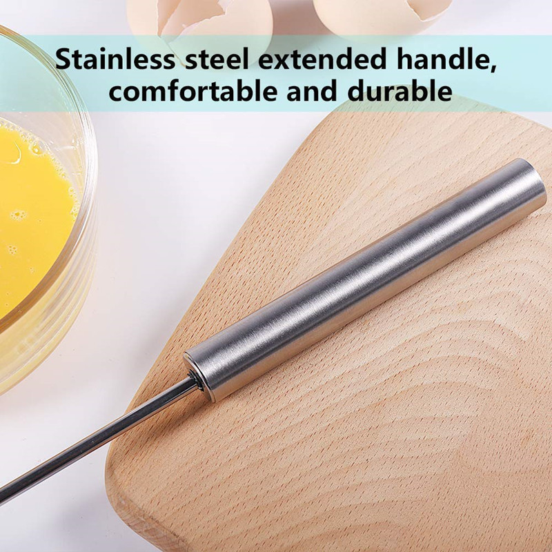 18/8 Exquisite Stainless Steel Egg Beater