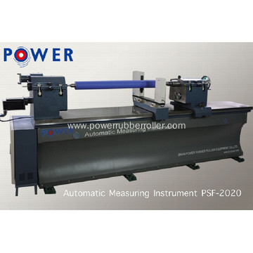 Best Selling Rubber Roller Laser Measurement Machine
