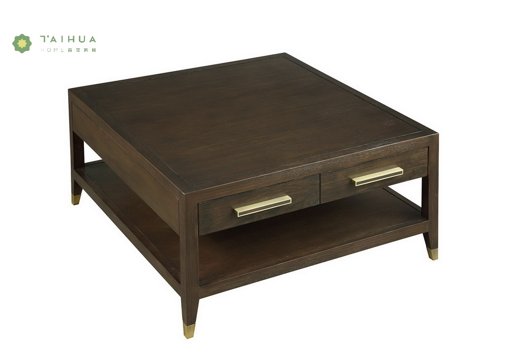 Doule Layer Coffee Table