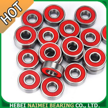 Custom your brand precision 608 skateboard ball bearings
