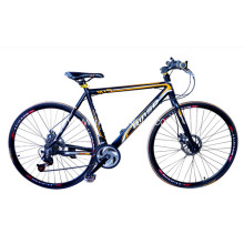 No Foldable and Steel Fork Material Mountain Bicycle