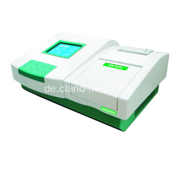 CE Medical Elisa Reader Testartikel Leistungsstarker Analysator