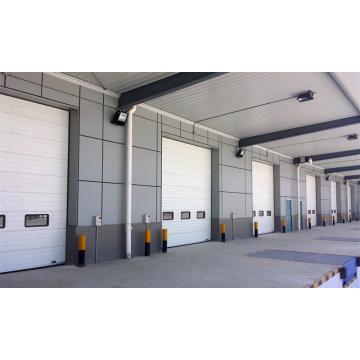 Professional Industrial Sectional Garage Door