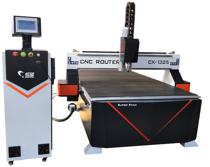 Cheapest cnc woodworking machine planer wood cutting machine