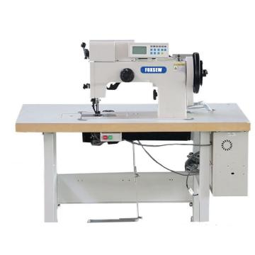 Single Needle Computer Heavy Duty Thick Thread Ornamental Stitch Sewing Machine