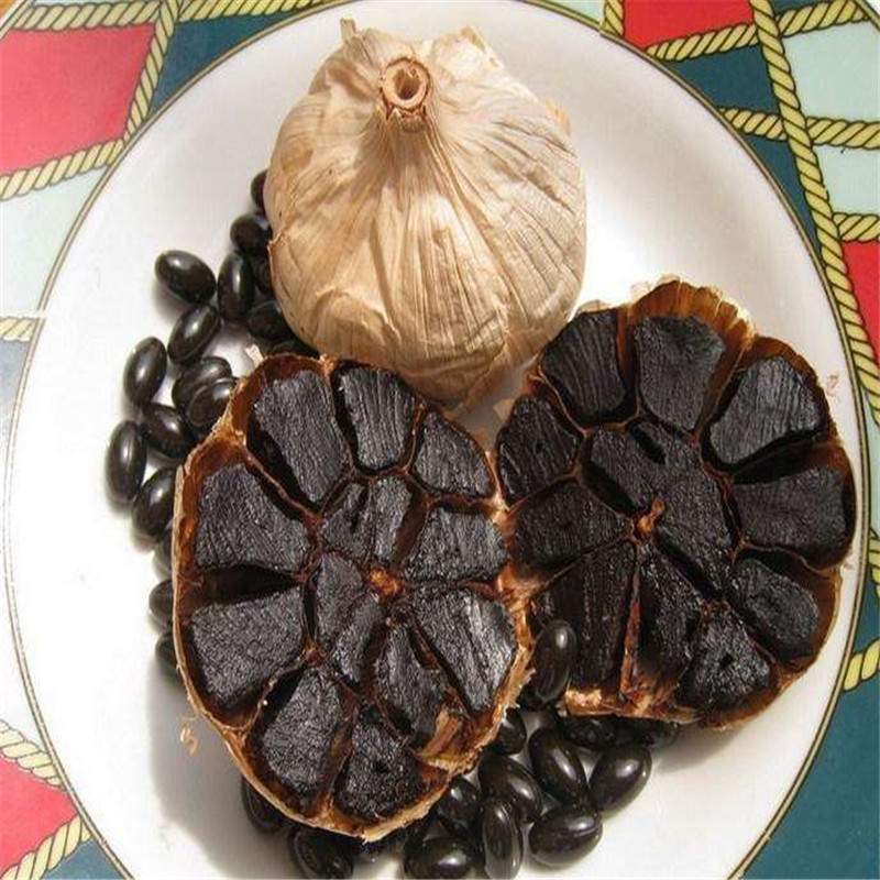 Multi Black Garlic 095