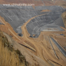 Environmental Protection HDPE Smooth Geomembrane
