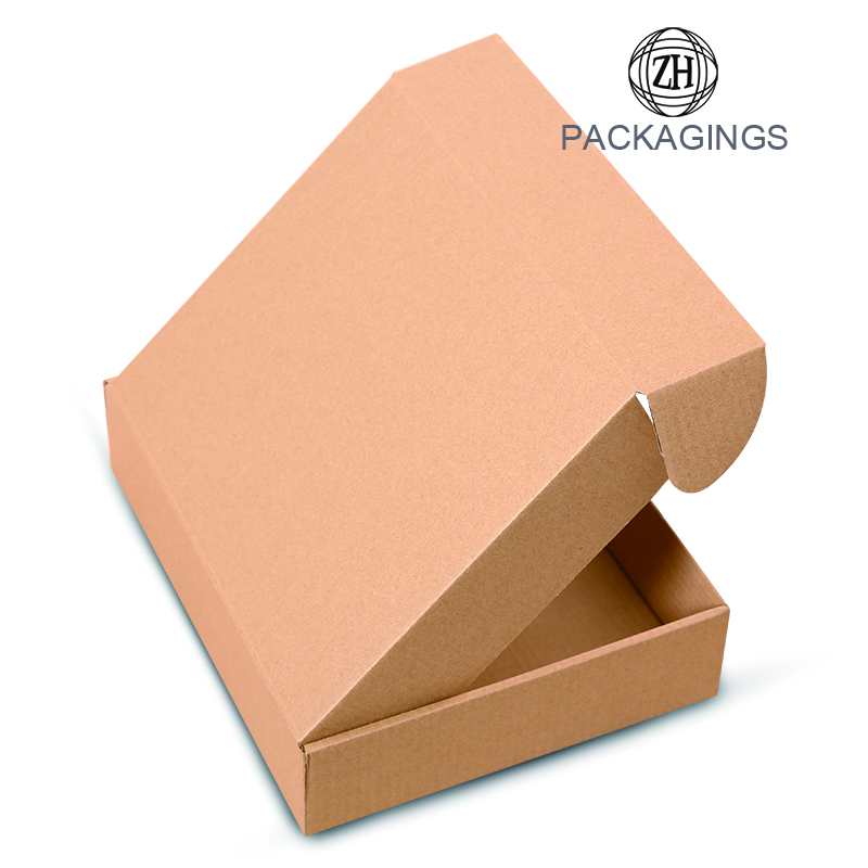 Paper shipping unique packaging box