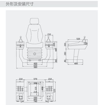 Tower crane parts joystick China Manufacturer