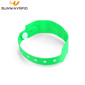 13.56mhz RFID Disposable Wristbands for hospital