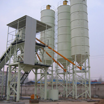 HZS 60 Pakistan Stationary Concrete Batching Plant