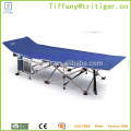 Lightweight cheap folding bed 600D Oxford material army portable bed