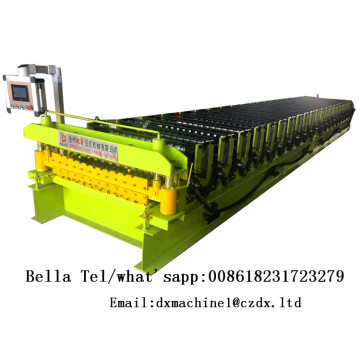 Double layer roof roll forming machine price