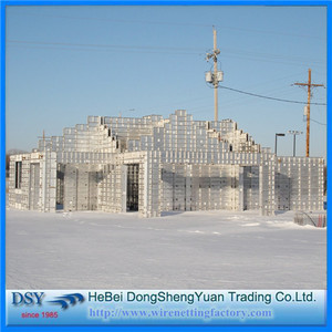 Durable Aluminum Formwork for Construction
