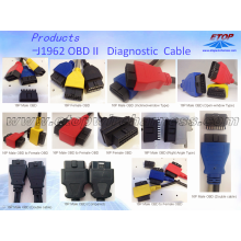 Renewable Design for for OBD2 Diagnostic Connectors OBD Diagnostic Connector For Automobile export to Japan Suppliers