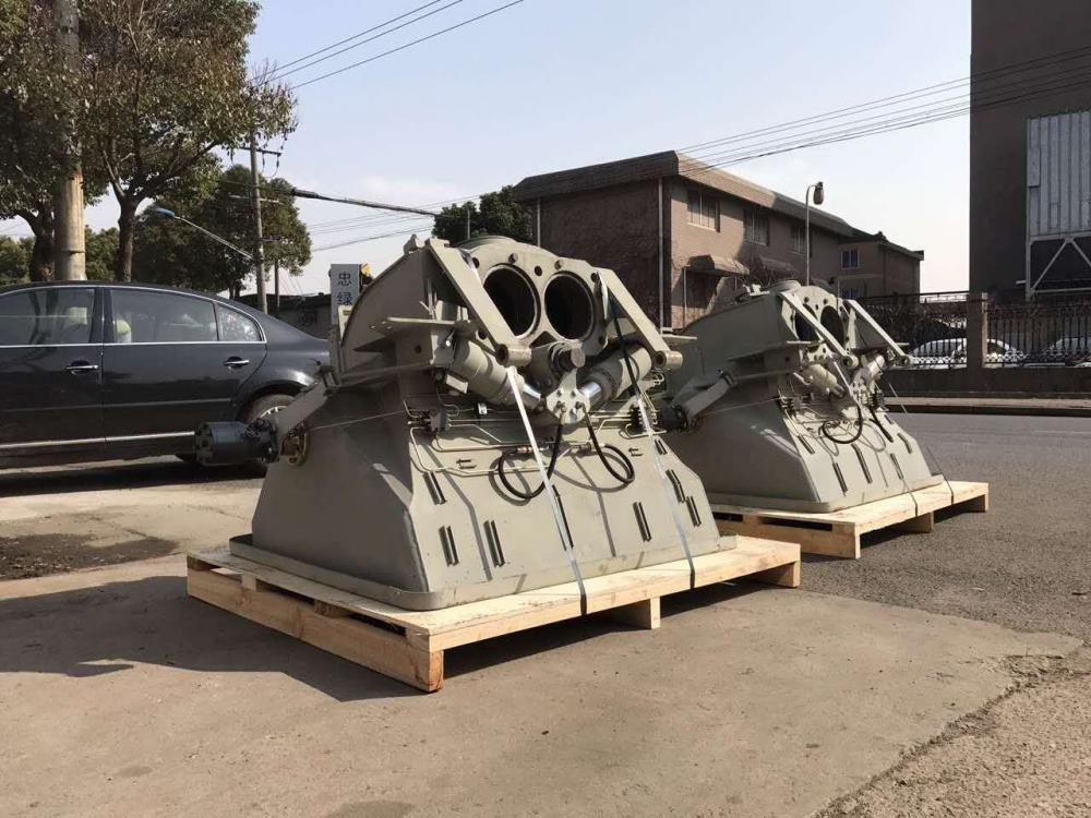 Pm Concrete Pump Hopper Assy