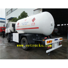 Best Quality for 10 M3 Lpg Gas Filling Tank Trucks 10cbm 5MT LPG Gas Cylinder Filling Trucks supply to Congo, The Democratic Republic Of The Suppliers