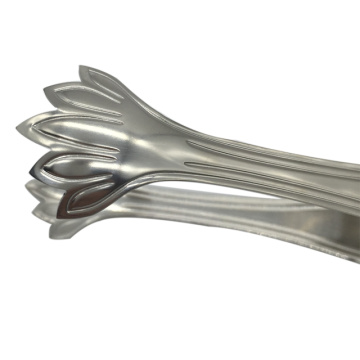Stainless Steel Ice Tong Food Tong
