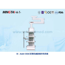 Mechanical laparoscopy medical pendant