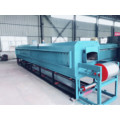 Controlled atmosphere nitriding (carburizing) furnace