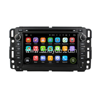 Android 7.1 Car DVD Maka Player Jeep