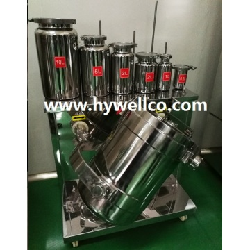 Lab powder mixing machine-SYH three dimensional mixer