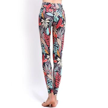 3D Print plus size fitness leggings women pants