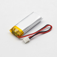 Rechargeable li-ion 102050 1000mah lithium polymer batteries