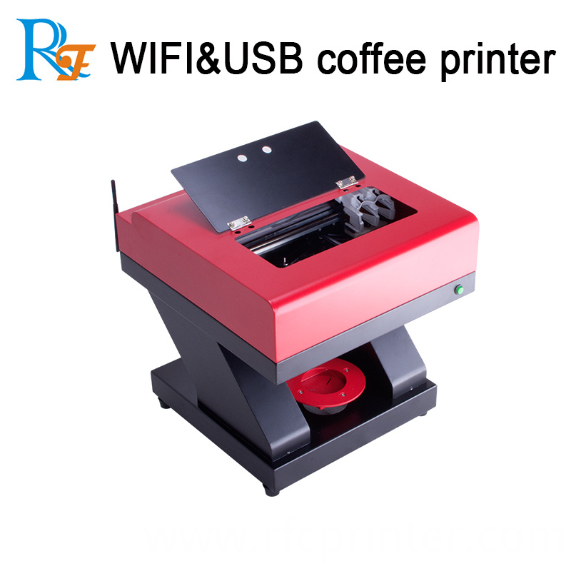 Coffee Selfie Printer