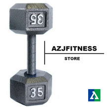 Weight Training Cast Iron Dumbbell