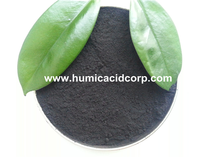 humic acid salt for animal feed additives