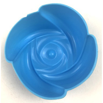 blue silicone cake kitchen ware