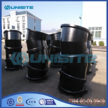 China Manufacturer for for Welded Bend Pipe Hot custom steel welded bends export to Antarctica Factory