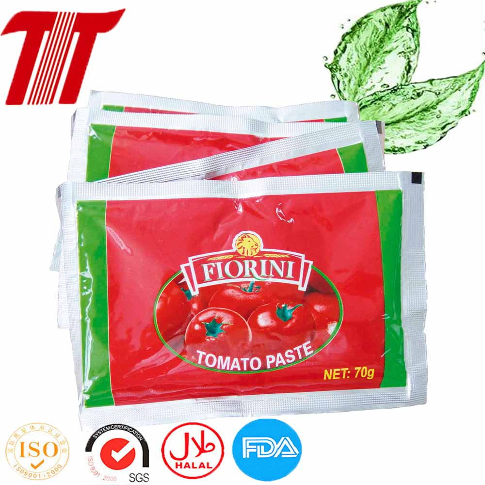 Double Concentrated producer of Tomato Paste