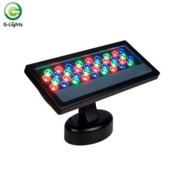 Manufactur standard for Led Flood Light Outdoor 36watt RGB Remote Control LED Flood Light supply to Armenia Manufacturer