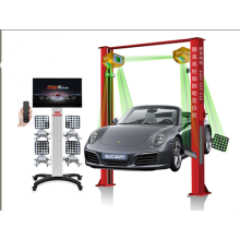 Remote Control Wheel Alignment Machine