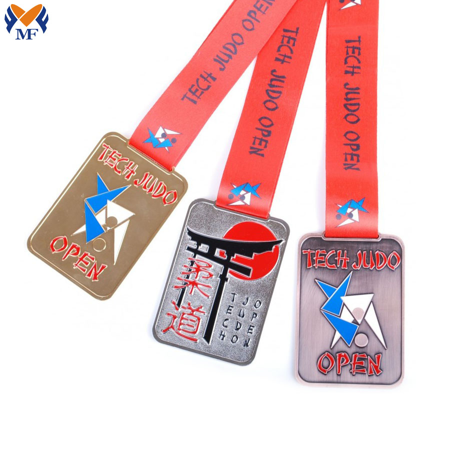 Personalized Japan Medal