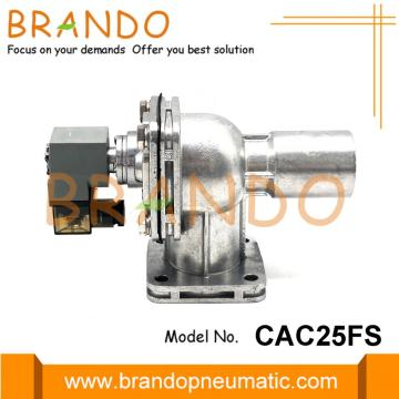 CAC25FS Flange Threaded Pulse Jet Diaphragm Valve