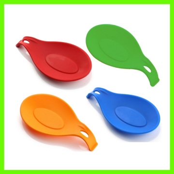 Good Quality for China Kitchen Silicone Cooking Spoon Rest,Coffee Spoon Rest Colorful Good Quality Silicone Spoon Holder Set export to Netherlands Exporter