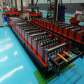 trapezoid wall panel roll forming machine