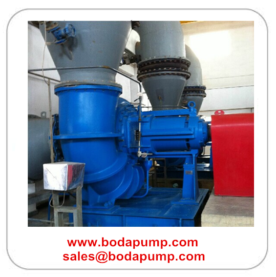 FGD PUMP APPLICATION