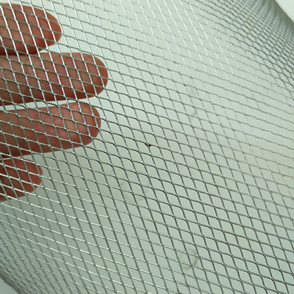 diamond stainless steel netting