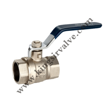 Nickel Plating ball valve