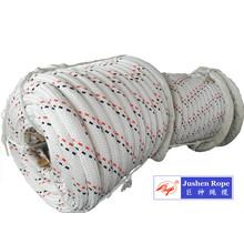 ODM for Braided Polyester Rope Polyester (Terylene ) Double Braided Rope supply to Western Sahara Exporter