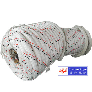 Polypropylene Multifilament Double Braided Line