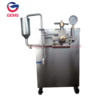 High Pressure Homogenizer Emulsifier for Milk Cosmetics