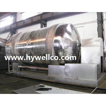 Stainless Steel Plastic Particle Mixing Machine