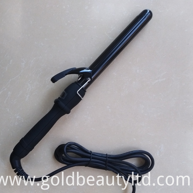 Rotation Hair Curling Iron